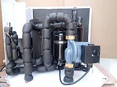 Термодинамическая система L70 (Готовое решение для отопления и нагрева воды)