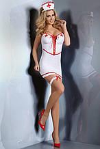 Эротический игровой костюм  ASPEN Livia Corsetti медсестра.