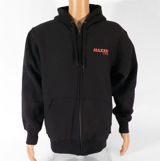 Куртка Maxxis Hoodie Full-Zip с полной молнией, XL