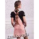 Сарафан SweetLove персик для девочек tm Loveis Размеры 140- 170 , фото 2