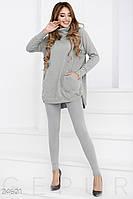Оригинальный женский костюм Gepur Winter day 24601