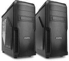 Корпус Zalman Z3 Plus, Miditower, ATX, mATX, 1xUSB 3.0, 2xAudio, 2xUSB 2.0