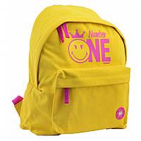 Рюкзак молодежный 1 Вересня Goldenrod