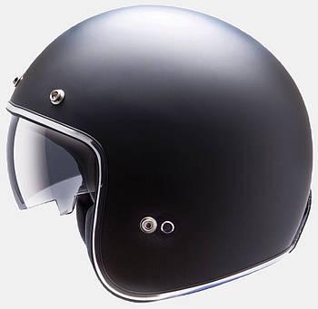 Мотошлем MT LE MANS 2 SV SOLID A1 matt black