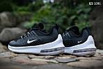 Мужские кроссовки Nike Air Max 98 (черно/белые), фото 2