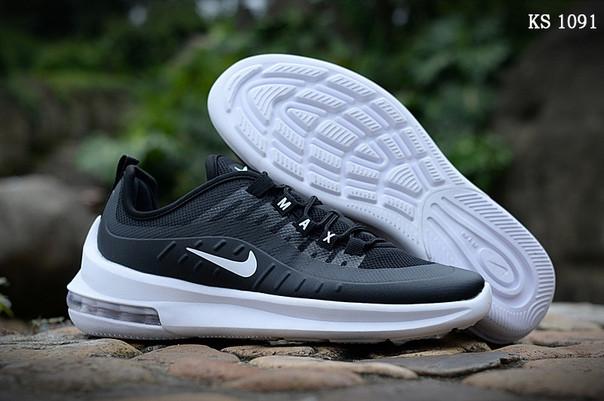 Мужские кроссовки Nike Air Max 98 (черно/белые)