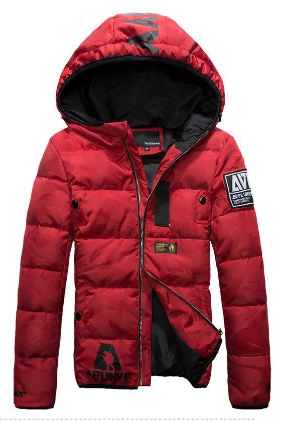Чоловіча куртка AL-7862-35