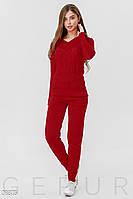 Теплый вязаный комплект Gepur Knitwear 28875