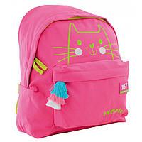 Рюкзак молодежный 1 Вересня Meow