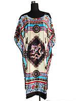 Женское платье большой размер С0136