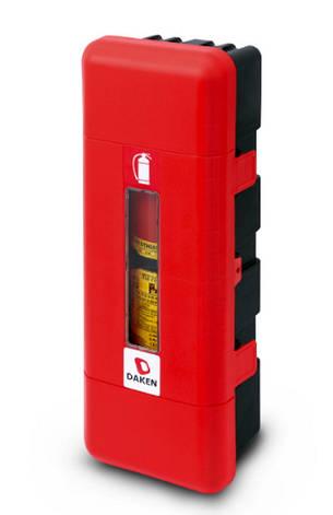 Ящик для огнетушителя DAKEN 12 кг. (8403), фото 2