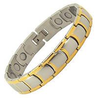 Магнитные браслеты PentActiv gold  Fess - украшения для здоровья