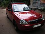 Багажник на крышу Лада Приора Десна-Авто А-16, фото 3