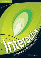 Interactive 1 Teacher's Resource Pack