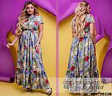 Элегантное женское платье раз.48-58, фото 3