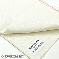 3609/1111 Belfast 32 (10*140см) белый с радужным люрексом