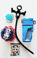 BEYBLADE.  Attack Vise Leopard B-118.