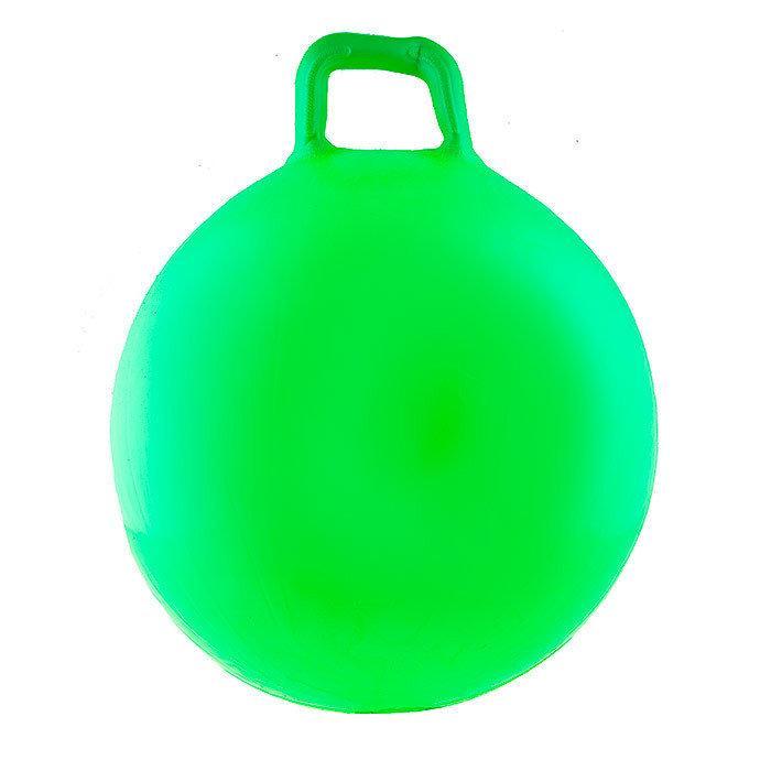 Мяч для фитнеса с ручкой для фит бола 65 см 1000 г