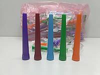 Мундштуки одноразовые, XXL, цветной ( 50 шт .), фото 1