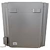 Инфракрасный керамический обогреватель Венеция ЭлПКК 700 60х60 см бежевый био-конвектор, фото 3