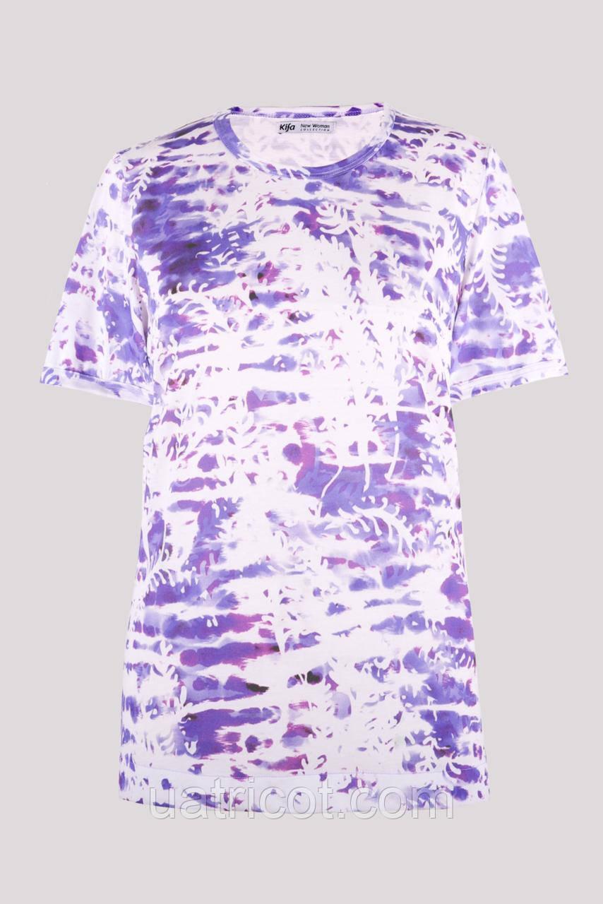 Футболка женская KIFA ФЖ-017/30 purple