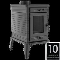 Печь отдельно стоящая  Koza K10 130 ASDP — автоматический контроль подачи воздуха,  варочная, чугунная