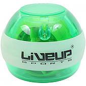 Power Ball (Повер Бол) кистевой гироскопический тренажер, кистевой эспандер для тренировки запястья