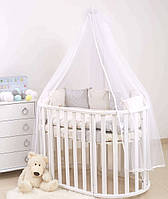 Детская постель Twins Eco Line /бампер подушки/ Nice day beige 6 эл E-117, фото 1