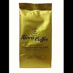 Кава мелена Ricco Coffee Crema Aroma Italiano 75 г