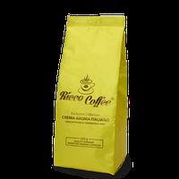 Кава в зернах Ricco Coffee Crema Aroma Italiano 250 г Кофе в зернах