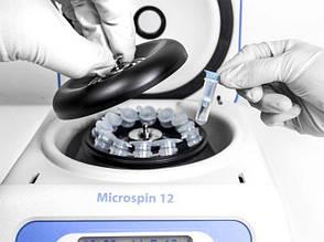 Высокоскоростная мини-центрифуга Microspin 12, фото 2