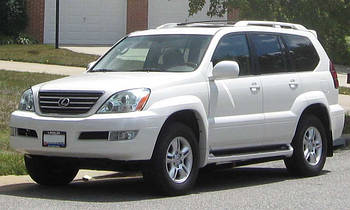 Lexus GX 2003-2009 (470)