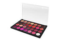 Профессиональная палитра помад Ultimate Lips 28 цветов BH Cosmetics. Оригинал