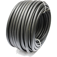Шланг резиновый для полива 14 мм 50 метров 14-1.0 ГОСТ 10362-76 Билпромрукав