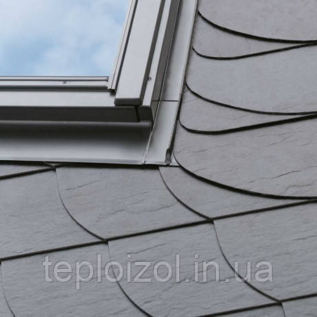 Оклад VELUX ESR 0000 для мансардного вікна 114х118мм
