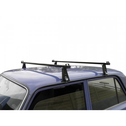 Кенгуру Уні 128см - універсальний багажник на дах для авто з водостоком або спецкреплением