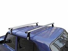 Багажник на крышу авто Кенгуру Уни Аэро 120см - универсальный, для авто с водостоком или спецкреплением