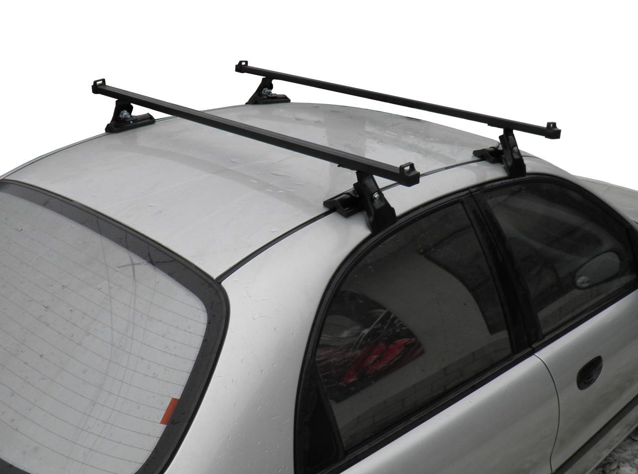 Кенгуру Кемел 140см - универсальный багажник на крышу авто с гладкой крышей
