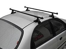 Багажник на крышу авто Кенгуру Кемел 140см - универсальный, на авто с гладкой крышей