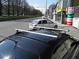 Кенгуру Комбі Аеро 120см - універсальний багажник на дах для авто зі штатними місцями, фото 5