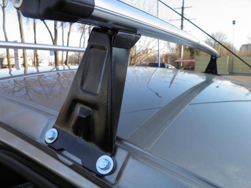 Багажник Кенгуру Сандеро Аеро на Рено Сандеро (Renault Sandero)