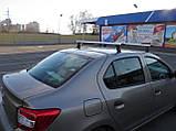 Багажник Кенгуру Сандеро Аеро на Рено Сандеро (Renault Sandero), фото 2