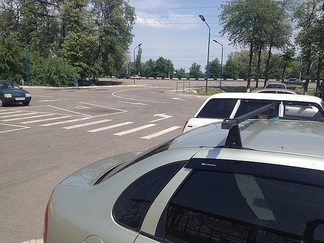 "Кенгуру Багажник ""Лада Калина"""
