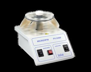 Мини‐центрифуга‐вортекс Микроспин FV-2400, фото 2