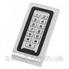 Металева кодова клавіатура АК-601