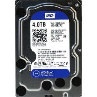 """Жесткие диски / Western Digital / WD40EZRZ / Desktop / 3.5"""" / WD Blue / 4TB / 5400rpm / SATA 6Gb/s / 64MB / Внутренний / Bulk"""