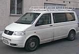 Грузовая корзина на крышу авто для микроавтобусов (бусов) Десна-Авто Big Weight Strong, фото 2