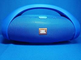 Портативная колонка JBL Booms Box (Синий)