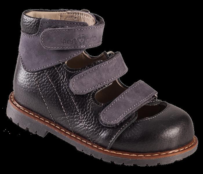 Туфли ортопедические 06-314, размер 21