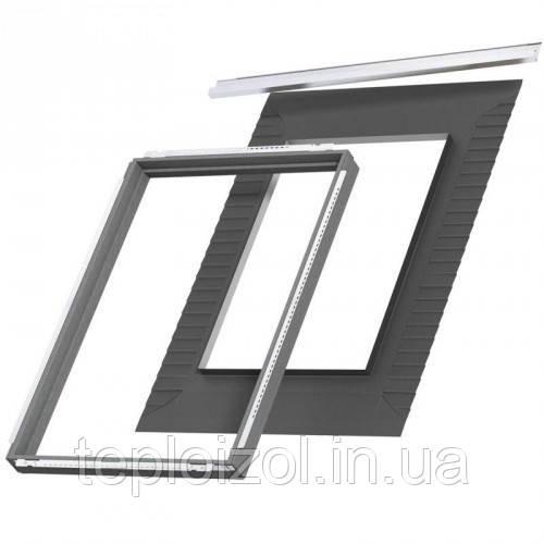Оклад VELUX BDX 2000 для мансардного окна 78х140мм